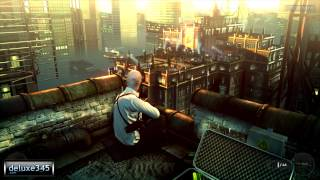 Hitman: Sniper Challenge Gameplay (PC HD)