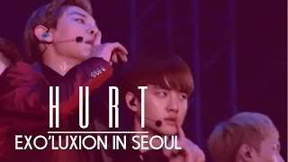 Video #11 Exo - Hurt (The Exo'luxion In Seoul) (DVD) download MP3, 3GP, MP4, WEBM, AVI, FLV November 2018
