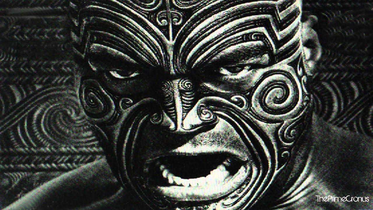 Samoan Tribal Wallpaper