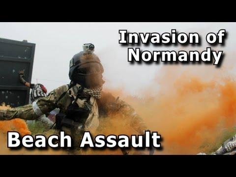Beach Assault -