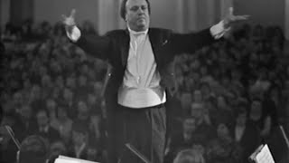 Kurt Masur conducts Beethoven Symphony no. 3, 'Eroica' - video 1972