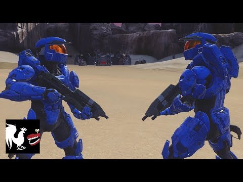 Season 15, Episode 8 - A Fistful of Colours | Red vs. Blue