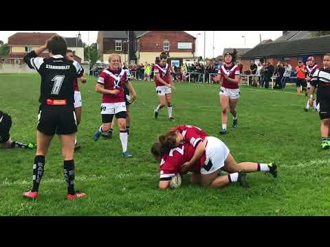 Wakefield Trinity Ladies V Stanningley Ladies 24/09/17