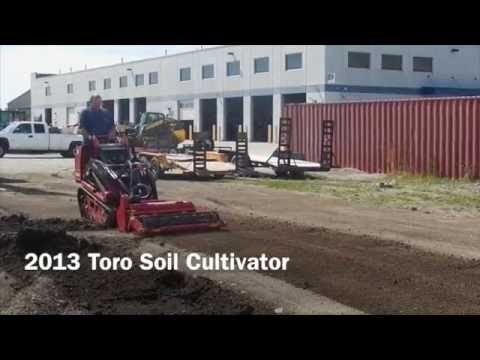 2013 Toro Soil Cultivator (Model 23102) For Sale