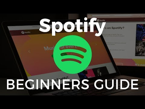 How to Use Spotify (Beginners Guide)