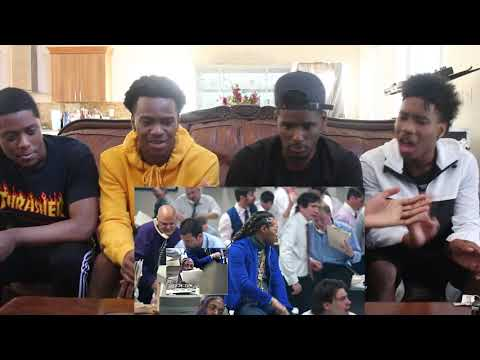 Jay Rock, Kendrick Lamar, Future, James Blake - King's Dead (Reaction)
