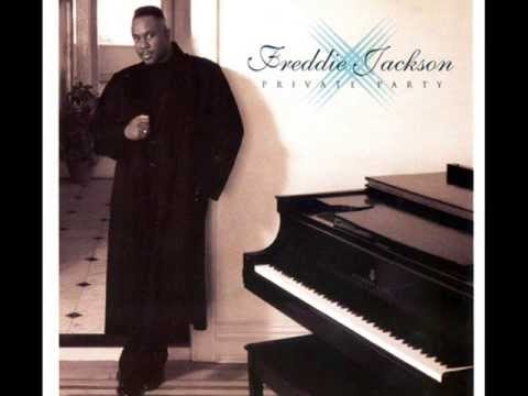 Freddie Jackson - Teach Me