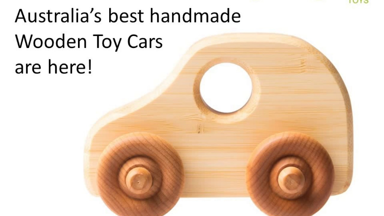 Wooden Toys Hand Made In Australia Youtube