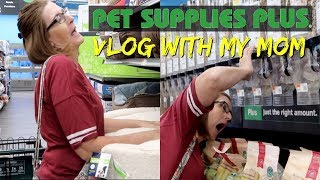 PET SUPPLIES PLUS | Pet Store Vlog