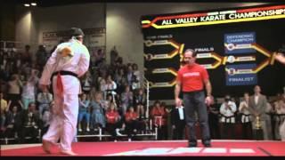 Karate kid 3 Final fight
