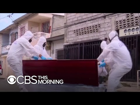 Brazil's President Bolsonaro continues to downplay coronavirus threat from YouTube · Duration:  2 minutes 16 seconds