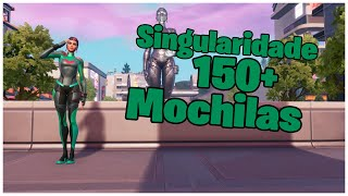 SHOWING THE * NEW * SKIN SINGULARITY & 150 + BACKPACKS LOCATION STYLES | FORTNITE