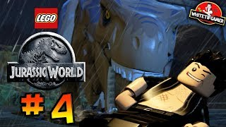 LEGO Jurassic World Part 4! Park Shut Down