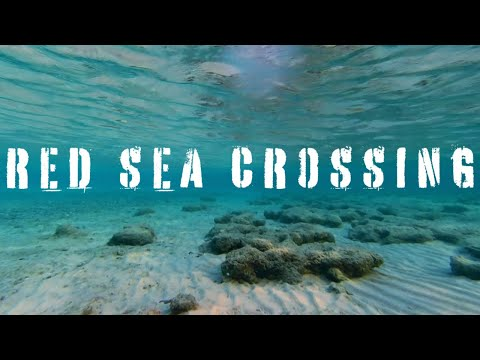 New Underwater Drone At The Saudi Red Sea Crossing Side!
