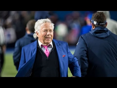 Mel Taylor - FLORIDA- Patriots owner Robert Kraft charged with soliciting prostitution