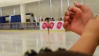 Vlog #1 Ice skating               ❄⛄🏂