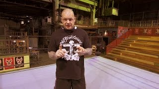 Inside the Ring With Vampiro: Working The Ropes