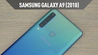 Samsung'un dört kameralı Galaxy A9 telefonunu, güncel ve fiyatı düş...