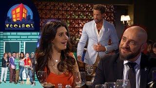 Vecinos, Capítulo 2: ¡Silvia y Luis tienen su primera cita!  | Temporada 6 | Distrito Comedia