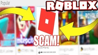 BEWARE FREE ROBUX SUMMER SCAMS!!! *DO NOT TRY* (Roblox SCAMS EXPOSED)