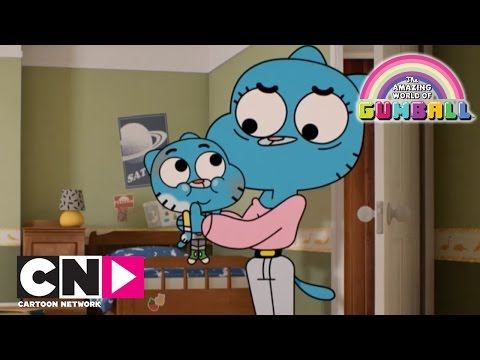 Piccolo Gumball   Lo straordinario mondo di Gumball   Cartoon Network