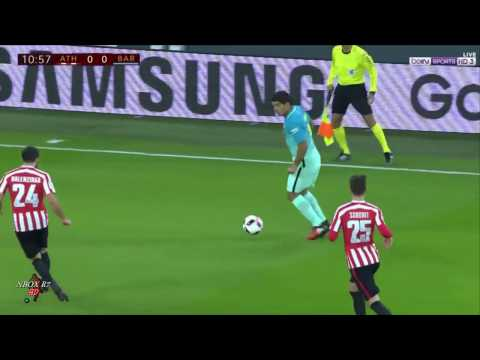 Barcelona vs Athletic Bilbao 1-2 Copa Del Rey full match 05-01-2016