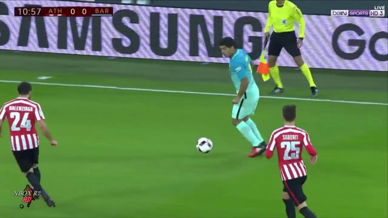 Barcelona vs Athletic Bilbao 1-2 Copa Del Rey full match ...