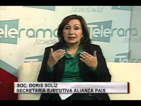 Soc. Doris Solíz