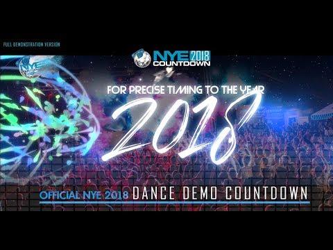 NYE Countdown 2018 | DANCE VIDEO DEMO VERSION (HD)