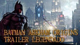 Batman: Arkham Origins -- Official Copperhead Reveal Trailer Legendado