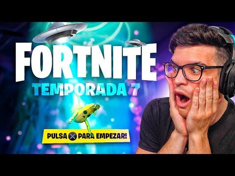 ¡PRIMER TEASER *TEMPORADA 7* DE FORTNITE! - CreativeSergi