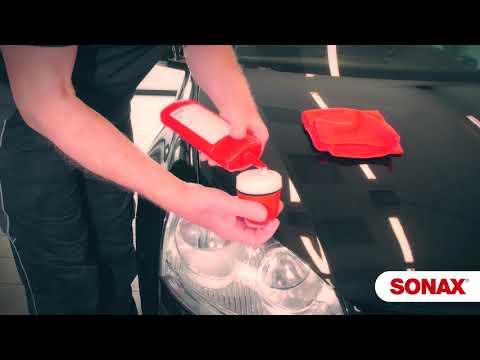 SONAX Easy Shine vaxbón
