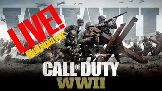 CALL OF DUTY WW2 MULTIPLAYER P2! Not Half Bad!