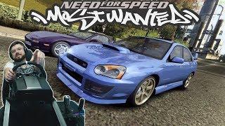 Сказ о том, как Соний на Субаре разорвал Азиатскую подругу на Мерсе Need for Speed Most Wanted