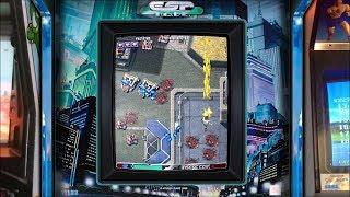 ESP Ra.De. - Realistic Arcade Overlay Collection for Retroarch