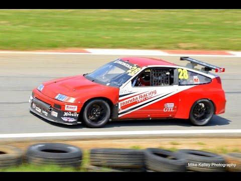 2017 SCCA Race GTL honda CRX Pittsburgh