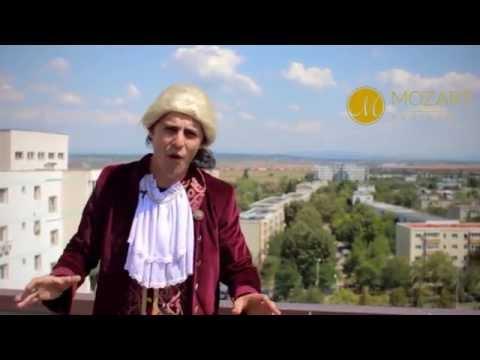 Mozart Residence Ploiesti - Tur virtual cu Mozart
