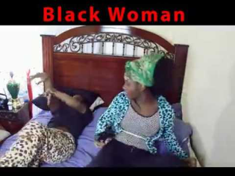 Africa woman vs Chinese woman