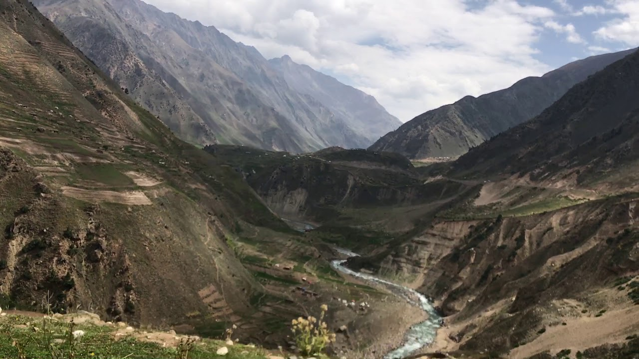 Naran Valley view from Batakundi  || Northern Areas || Beautiful Pakistan