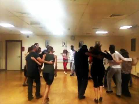 Rueda Workshop in Doha with Salsa N Candela and Ethan