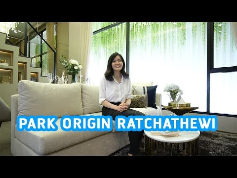 EP.98  รีวิว Park Origin Ratchathewi คอนโดใกล้ BTS ราชเทวี และติดรถไฟฟ้าสายสีส้ม สถานีราชเทวี