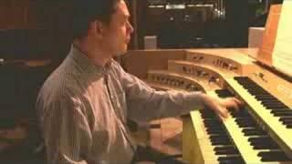 Jazz Organ at St Mary's Cathedral Edinburgh Scotland
