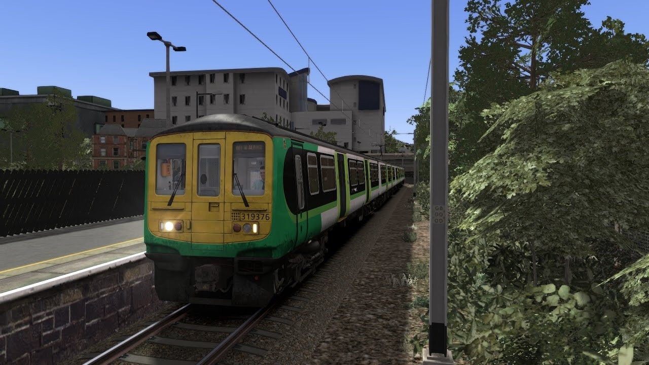 Add On Train Simulator