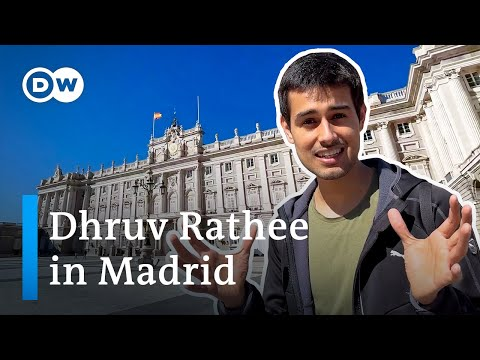 Discover Madrid with Dhruv Rathee | Travel Tips for Spain's Capital