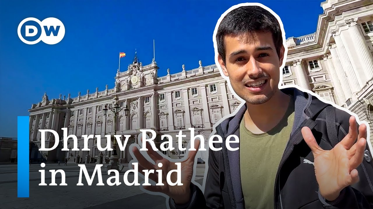 Discover Madrid with Dhruv Rathee   Travel Tips for Spain's Capital