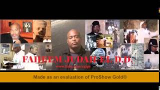 WAS JESUS SENT TO BE CRUCIFIED? THE UNIVERSAL MESSAGE AUDIO BOOK BY FAHEEM JUDAH-EL TJETI