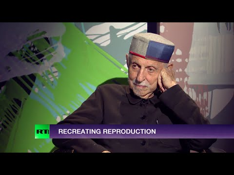 RECREATING REPRODUCTION (ft. Dr Carl Djerassi, co-inventor of the Pill)