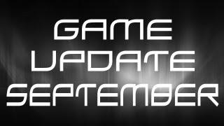 Game Update: September 2012