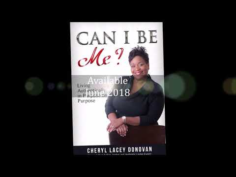 New Book Release: Can I Be Me
