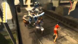 Zagrajmy w Prince of Persia Piaski Czasu odc.21 Droga do wieży